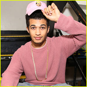 Jordan Fisher Owes His Entire Career To A 5th Grade Crush!