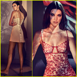 Kendall Jenner Leaves Little to the Imagination in New Campaign!