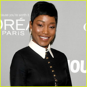 Keke Palmer Has Some Seriously Real Advice About Getting Over a Breakup