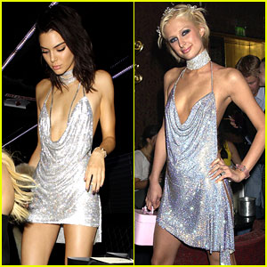 Kendall Jenner Reveals the Inspiration for Her Birthday Dress!