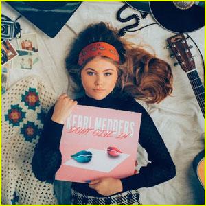 LISTEN: Singer Kerri Medders Drops New Single 'Don't Give In'!