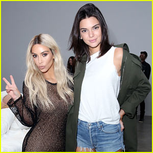 VIDEO: Kendall Jenner Approaches Sister Kim Kardashian About Changing Gun Violence