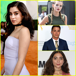 Lauren Jauregui, Rowan Blanchard & 20 Other Stars Who Recently Came Out