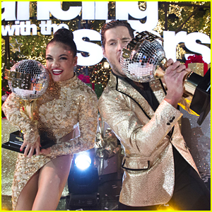 The Final Five React To Laurie Hernandez' DWTS Win