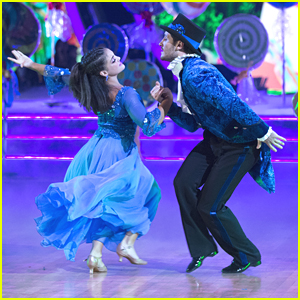 Gymnast Laurie Hernandez & Val Chmerkovskiy Can't Stop Praising Each Other Even After 'DWTS' Halloween Episode