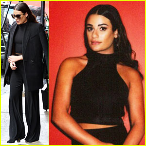Lea Michele is Getting Ready to Record Her Second Album!