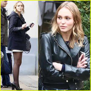 Lily-Rose Depp Shares Her Purse Must-Haves!