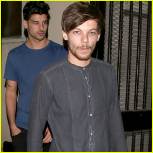 Louis Tomlinson Shares Sweet Message For Fans