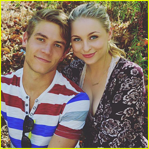 'Liv and Maddie's Lucas Adams Shares Super Sweet Message For Girlfriend Shelby Wulfert's Birthday