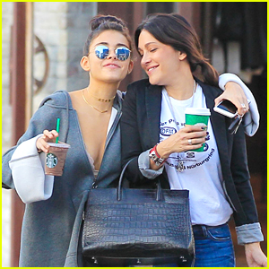 Madison Beer Spends Time With Mom Tracie in Los Angeles