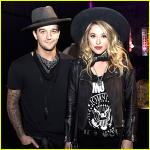 Mark Ballas & BC Jean Wed In California Wedding!