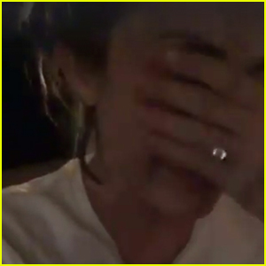 Miley Cyrus Tearfully Responds to Election Results - Watch Now