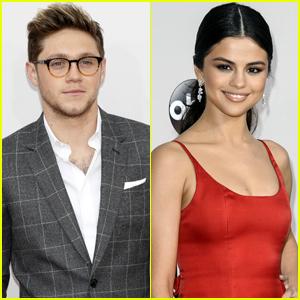 Niall Horan Sorta Wants Ryan Seacrest to Hook Him Up with Selena Gomez