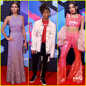 Nina Dobrev, Jaden Smith, & Charli XCX Are Presenters at MTV EMAs 2016