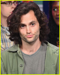 Gossip Girl's Penn Badgley Looks So Different!