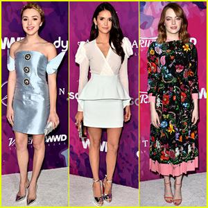 Peyton List Stakes a Claim as 2017's Fashion Star to Watch!