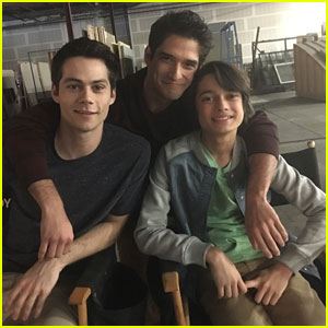 Rio Mangini Reveals How He Booked His 'Teen Wolf' Role! (Exclusive)