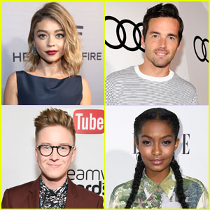 Sarah Hyland, Ian Harding, & More Young Stars Urge Voters Before Election Day 2016!
