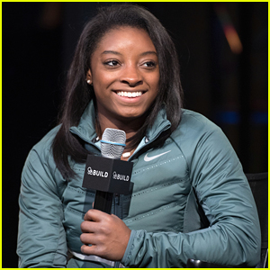 Simone Biles Tackles Body Shaming In New Book 'Courage To Soar'
