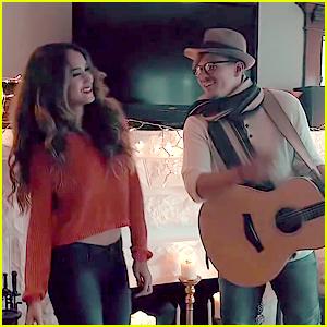 VIDEO: Skylar Stecker Sings 'Let It Snow' with Tyler Ward