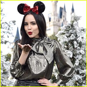 'Descendants' Star Sofia Carson Teases 'A Descendants Magical Holiday Celebration' Special