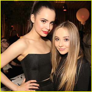 Sofia Carson Picks Sabrina Carpenter as 'Cinderella Story' Successor!
