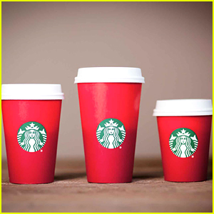 New 2016 Starbucks Holiday Red Cups Feature Fan Designs!