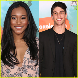 Former Nick Stars Sydney Park & Rahart Adams Are Dating!