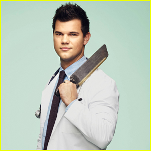 'Scream Queens' Star Taylor Lautner Admits He's Very Easily Scared