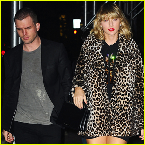 Taylor Brings Her Bro Austin to Lorde's Birthday Party!