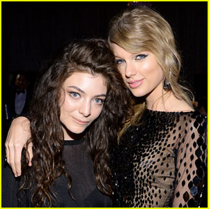 Lorde Gets Sweet Birthday Message From Taylor Swift!