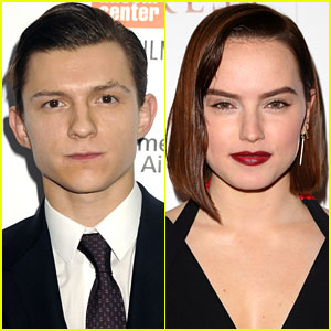Tom Holland Could Star in New Movie with Star Wars' Daisy Ridley!