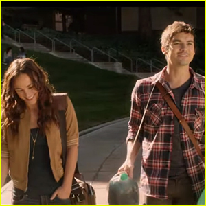 VIDEO: Tyler Blackburn & Briana Evigan In 'Love Is All You Need?' Clip