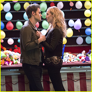 Steroline Have Cute Date on 'Vampire Diaries' Tonight!