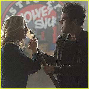 Tyler Lockwood Returns to Mystic Falls for 'Vampire Diaries' Final Season Tonight