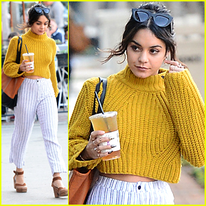 Vanessa Hudgens' Thanksgiving Features A Ton of Cookie Ideas!