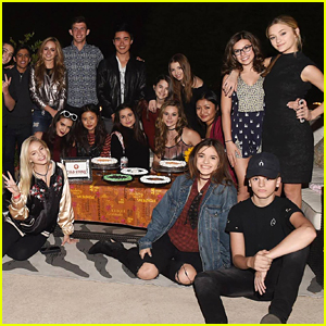 Young Hollywood Supports No Kid Hungry at 'Friendsgiving' Event