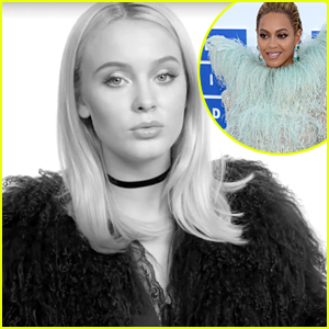 VIDEO: Swedish Popstar Zara Larsson Sings Beyonce Medley