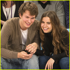 13 Times Ansel Elgort & Violetta Komyshan Were Too Cute To Handle