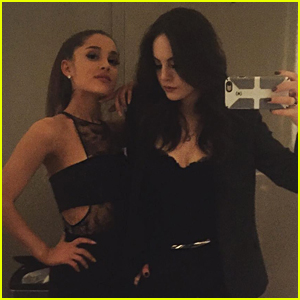 Elizabeth Gillies Is So 'Proud' Of Ariana Grande After 'Hairspray Live!'