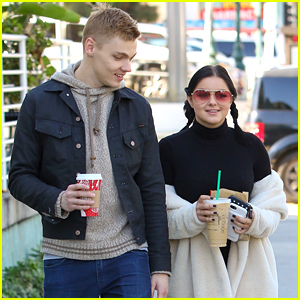 Ariel Winter's Boyfriend Levi Meaden Is Super Excited For His New Movie
