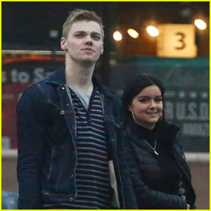 Ariel Winter & Levi Meaden Are One Cute Grocery Shopping Couple!