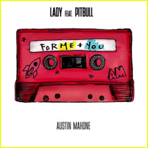 VIDEO: Austin Mahone Previews New Song 'Lady' With Pitbull