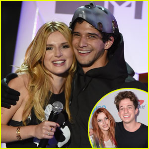 Bella Thorne Explains Tyler Posey Breakup & Charlie Puth Drama