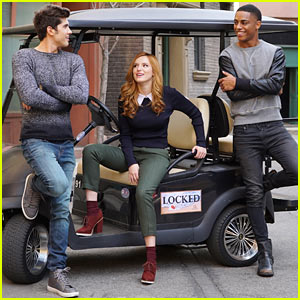 Bella Thorne is Gearing Up for 'Famous in Love' Premiere - See the New Cast Portraits!
