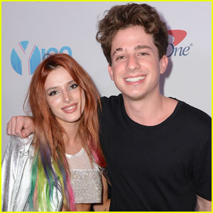 Bella Thorne Sings Charlie Puth's Song Before Kissing Him in Public