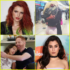 Lauren Jauregui, Bella Thorne, Rowan Blanchard, & More LGBT Stars of 2016