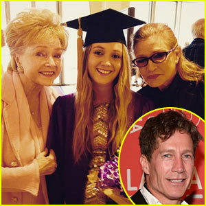 Billie Lourd's Stepfather Sends His Love After Loss of Her Mother & Grandmother