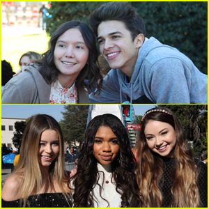 EXCLUSIVE: Brent Rivera & Teala Dunn Join JJJ's Meet & Greet at Camp Ronald McDonald Carnival!