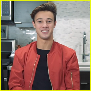 VIDEO: Cameron Dallas Reveals His New Year's Resolutions